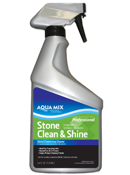 aquamix stone clean & shine