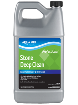 aquamix stone deep clean