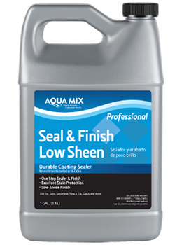 Seal & Finish Low Sheen