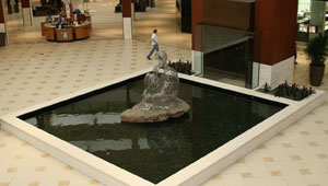 Aventura Mall Fountain