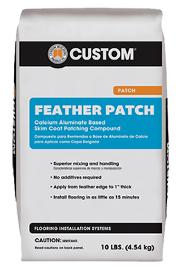 FeatherPatch