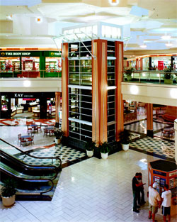 Custom Helps Transform Hanes Mall Custom Building Products