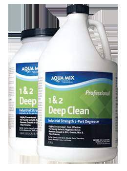 Aqua Mix® 1 & 2 Deep Clean