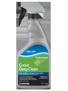 Aqua Mix® Grout Deep Clean