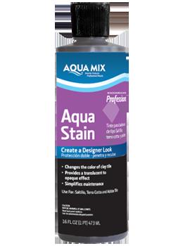 Aqua Mix® Aqua Stain