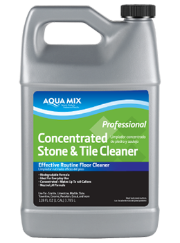 Aqua Mix® Concentrated Stone & Tile Cleaner