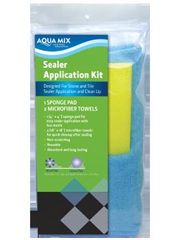 Aqua Mix® Sealer Application Kit