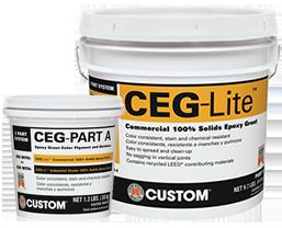 CEG-Lite™ 100% Solids Commercial Epoxy Grout