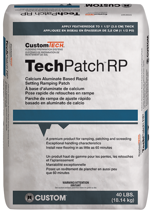 TechPatch RP Ramping Patch